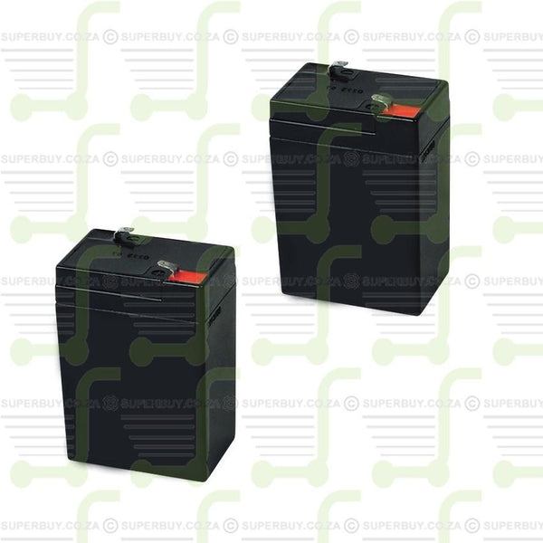 Rechargeable Sealed Lead-Acid Battery DC 6V 4.0Ah Gd Lite GDlite