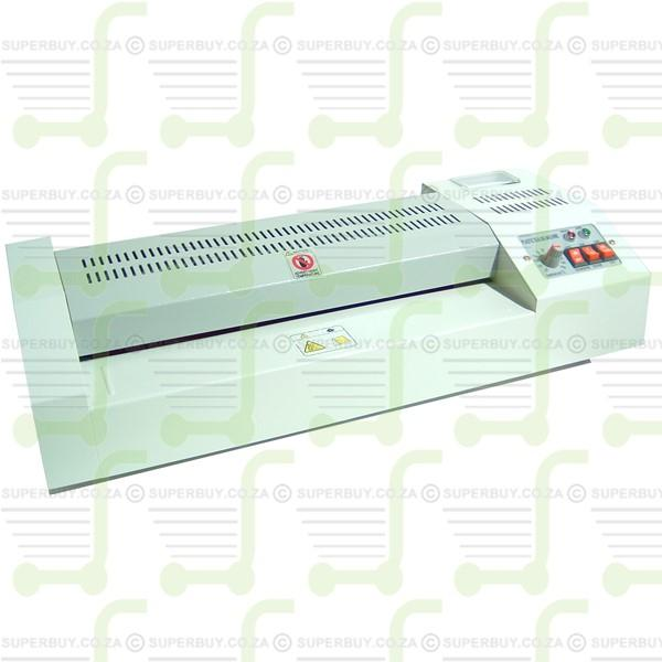 High Quality A3 A4 Hot Cold Laminator Laminating Machine Metal Construction