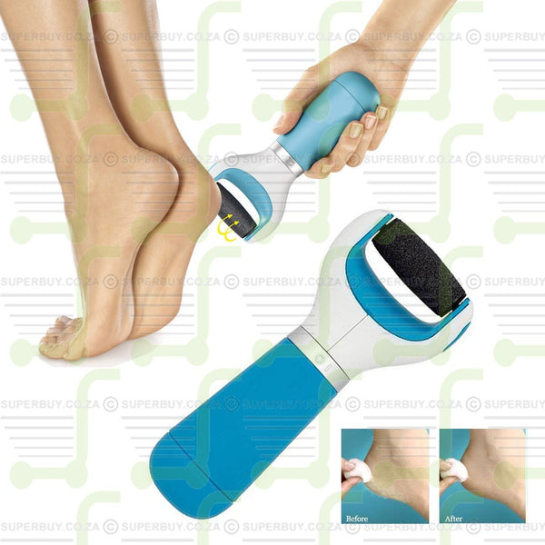 Scholl Velvet Soft Electronic Foot File
