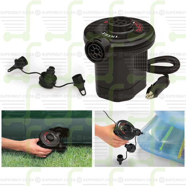 Intex 12 Volt Quick Fill DC Electric Pump