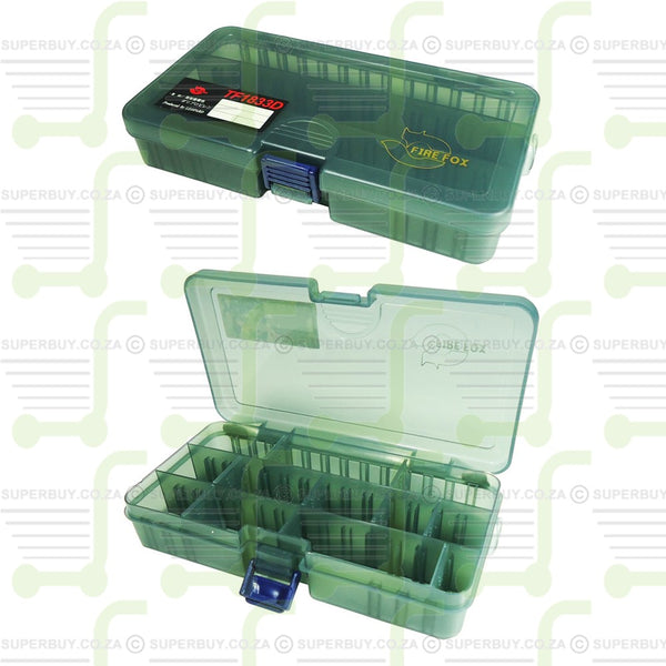Accessories Utility Tackle Box Large