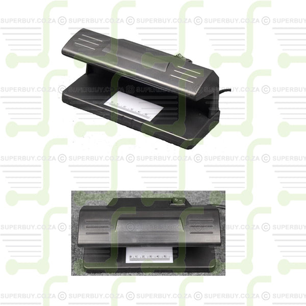 Ultraviolet Counterfeit Money Detector UV Light