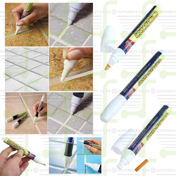 Grout Aide Grout and Tile Marker