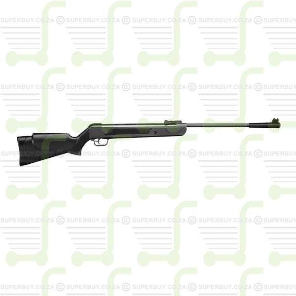 SPA Artemis Black Synthetic LB600 Spring Air Rifle 4.5mm .177 cal