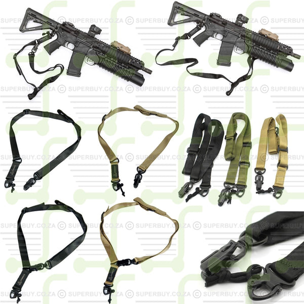 Multi Mission v2 ms2 Point Rifle Sling System