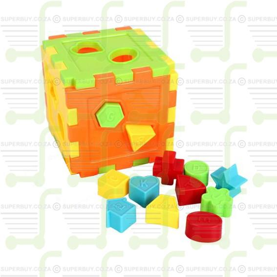 Shape Sorter Educational and Fun