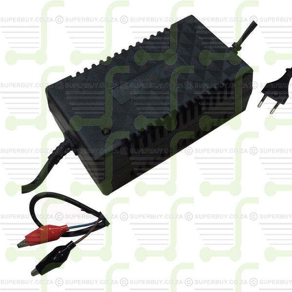 Intelligent Battery Charger 12V 7A