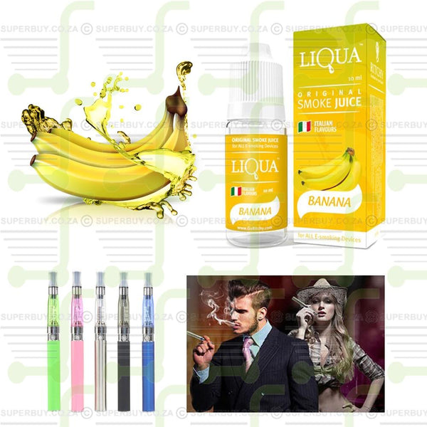 Banana E-Liquid Smoke Juice For Electronic Cigarettes 10ml