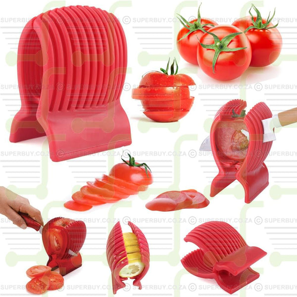 Tomato Lemon Orange Round Fruit or Veg Slicer Gadget