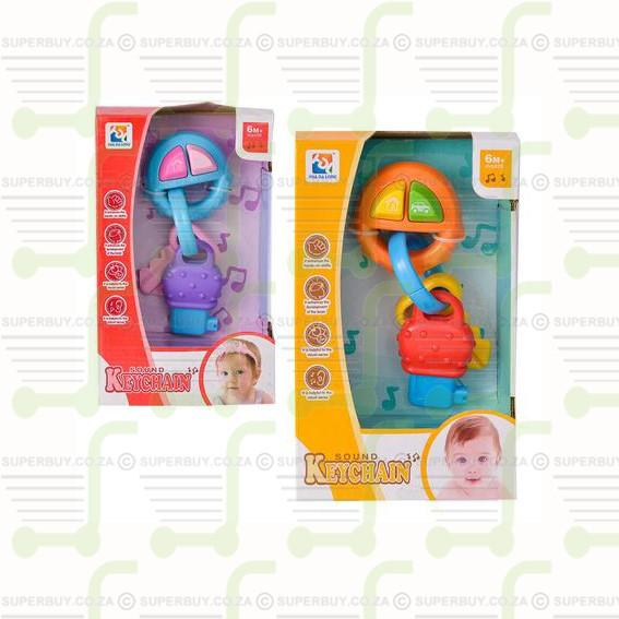 Baby Interactive Toy Keys and Remote Control