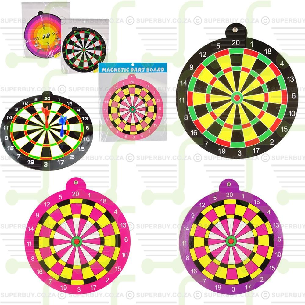 Safety Magnetic Dartboard Game For Children