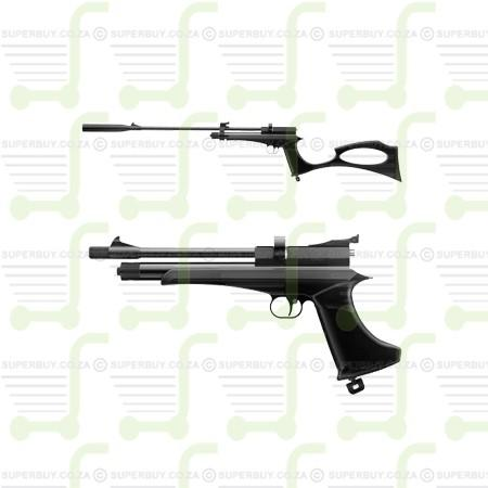 SPA Artemis CP2 CO2 Gas Airsoft Pellet Gun Rifle Pistol Black 5.5mm .22cal