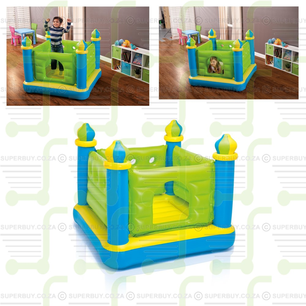 Intex Junior Jump-O-Lene Castle Bouncer Inflatable