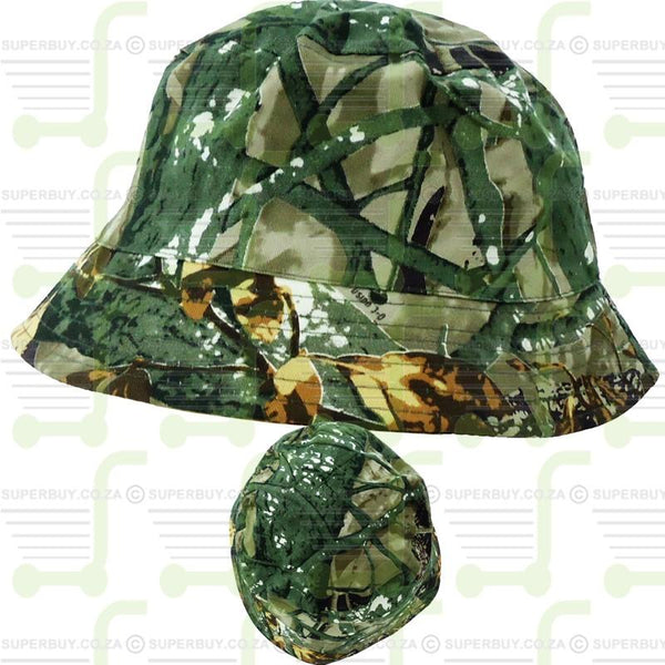 Oak Brush 3D Fusion Camouflage Bush Hat