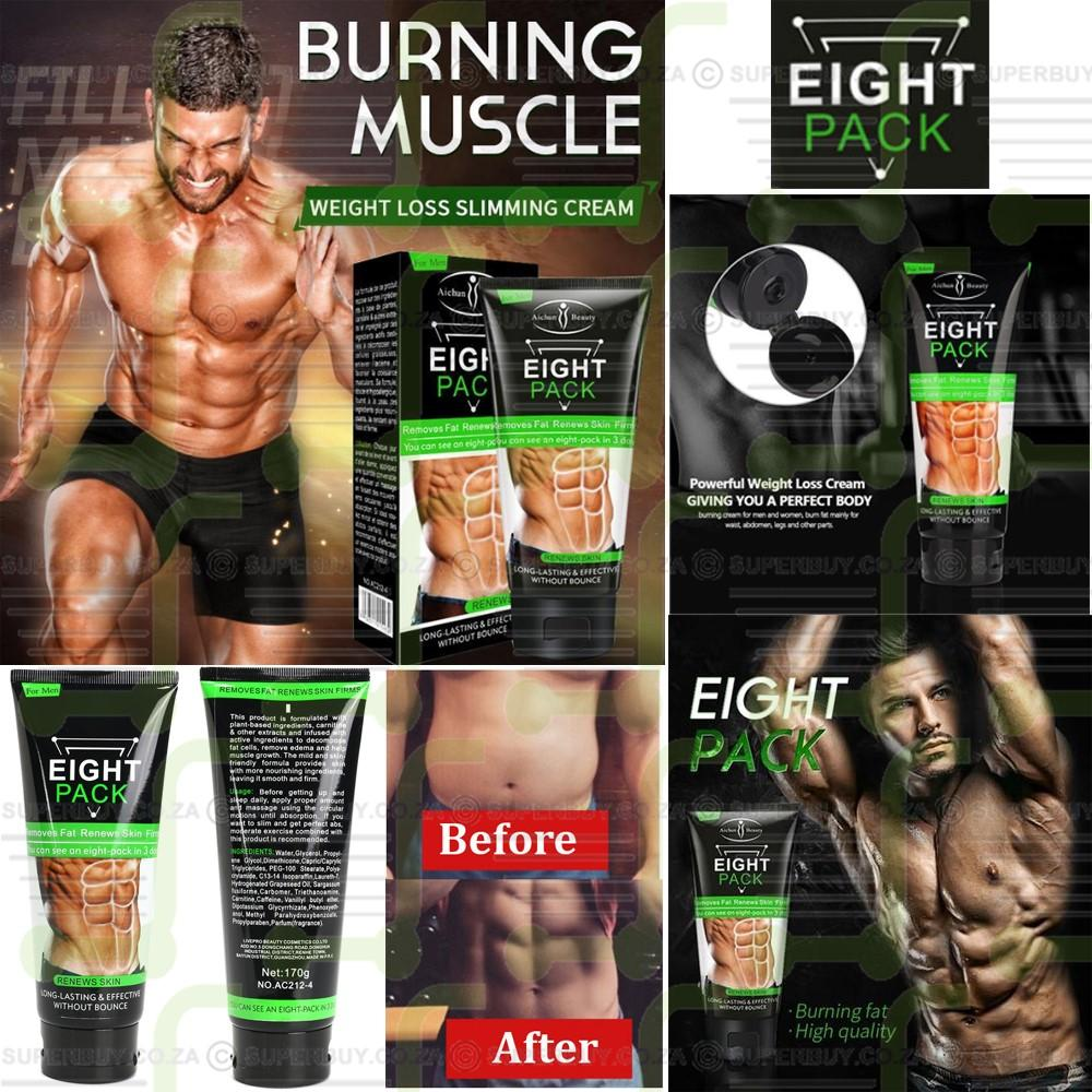 Eight Pack Fat Burning Cream Weight Loss Slimming Cream