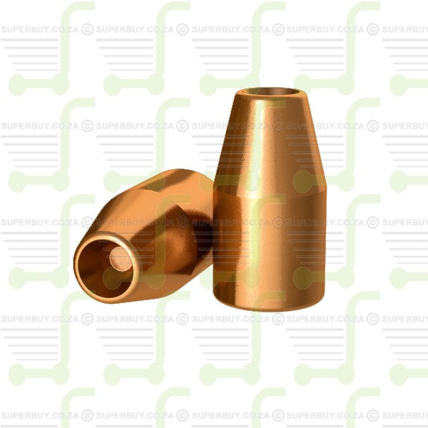 H&N V2 Hollow Point High Speed 9.06mm .357 Caliber Ammunition Air gun Air Rifle Pellets - Box 500