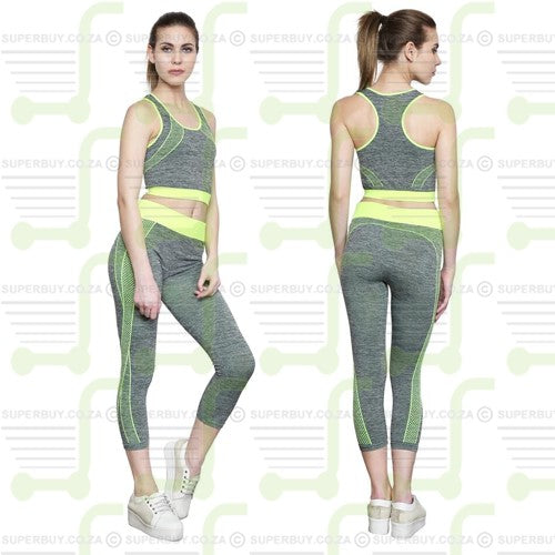 Fit Fitness Training and Yoga Outfit