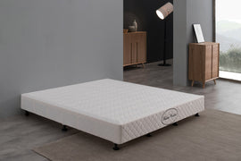 Mattress Base Double Size White