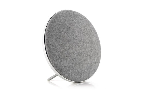 Jonter Desktop Wireless Bluetooth Speaker - Silver - Terrific Buys