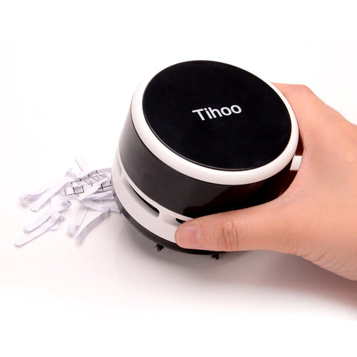 Tihoo Portable Mini Desktop Vacuum Cleaner
