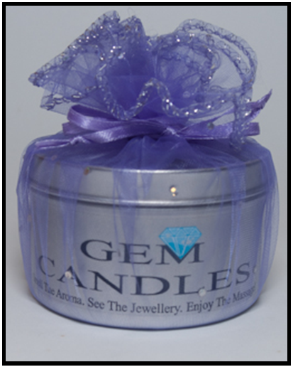 Gem Candles - French Vanilla