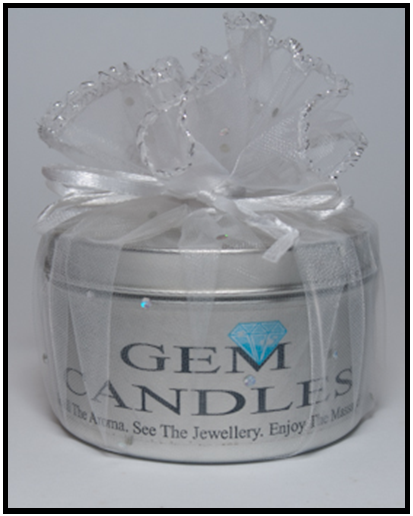 Gem Candles - Unscented