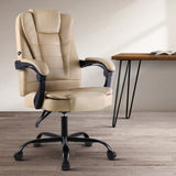 Massage Office Chair Gaming Chair Recliner Computer Chairs Khaki