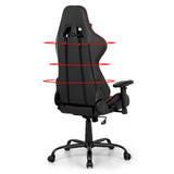 Gaming Office Chairs Computer Desk Racing Recliner Executive Seat Black