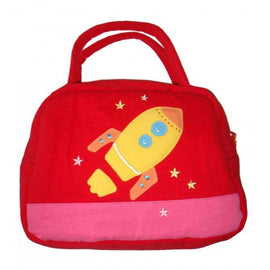 Rocket Lunch Box Cover