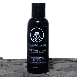 Volcanic Man Aftershave Splash