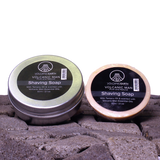 Volcanic Man Shaving Soap And Dish