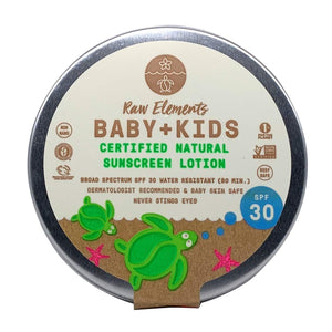 Raw Element Baby + Kids Tin