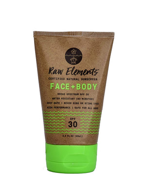 Raw Element Face + Body Tube