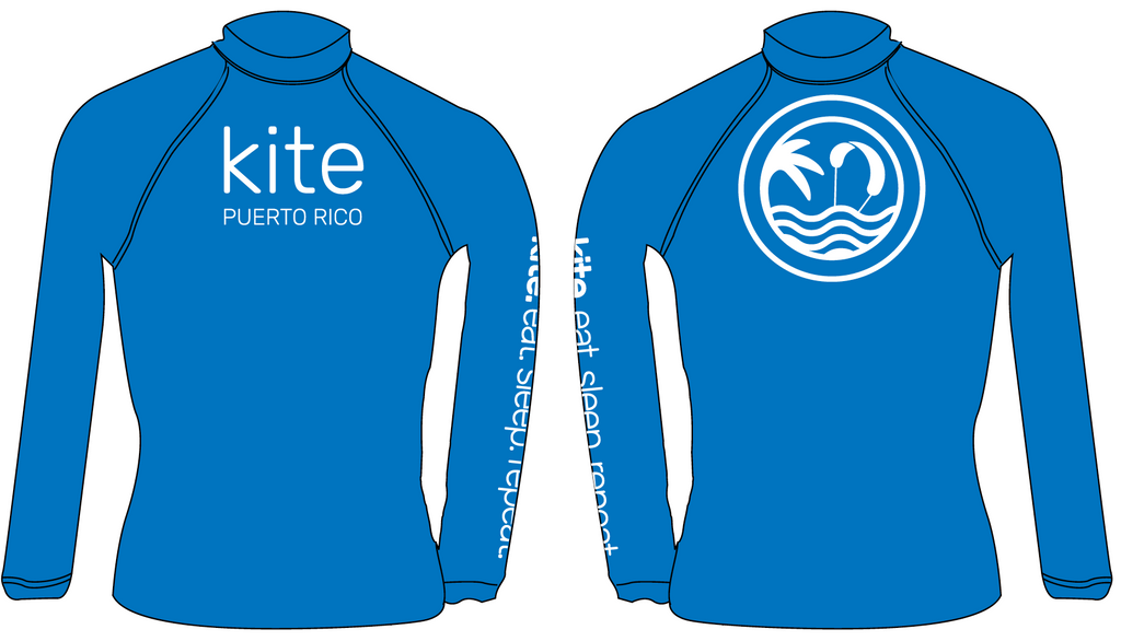Kite Puerto Rico Loose Fit Long Sleeve Youth