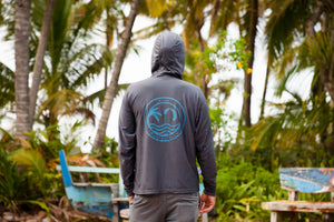 Kite Puerto Rico Quick-Dry Hoodies
