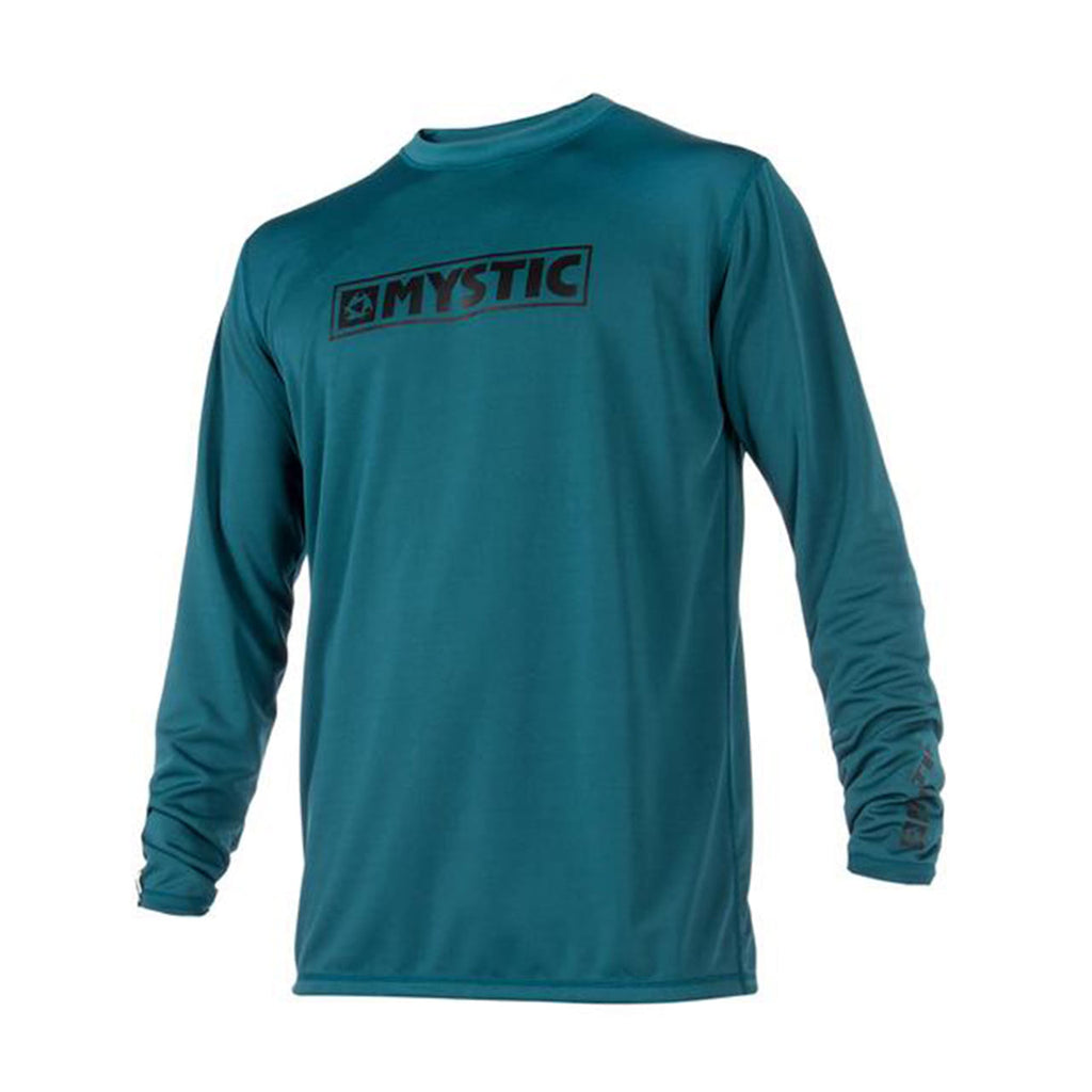 mystic long sleeve blue
