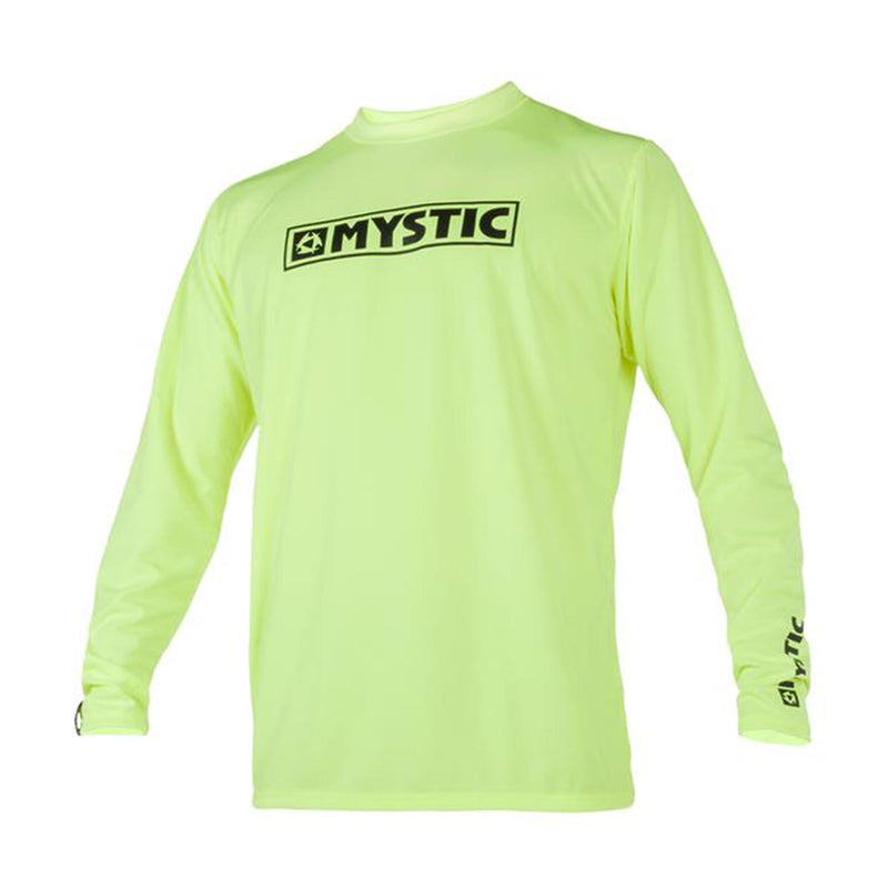 mystic long sleeve yellow