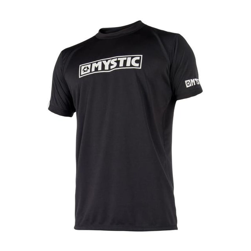 mystic short sleeve black