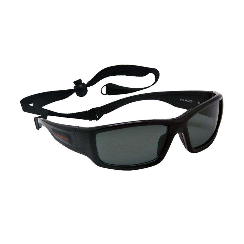 Polarized Floating Sunglasses - Black