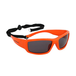 Polarized Floating Sunglasses - orange