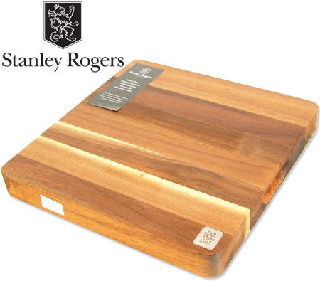 Stanley Rogers Acacia Butchers Block - Modern Appliances