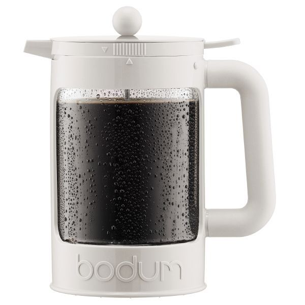 BODUM Bean Iced Coffee Maker White - Modern Appliances