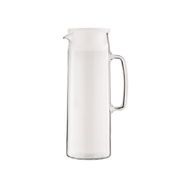 Bodum Biasca Iced Tea Jug Clear Lid - Modern Appliances