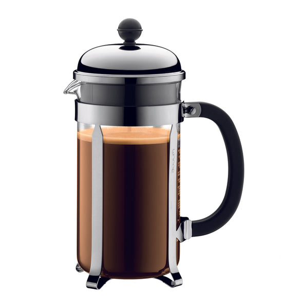 Bodum Chambord French Coffee Press 8-Cup - Modern Appliances