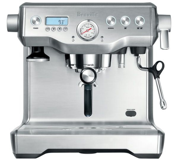 Breville BEP920BSS Coffee Machine and Grinder - Modern Appliances