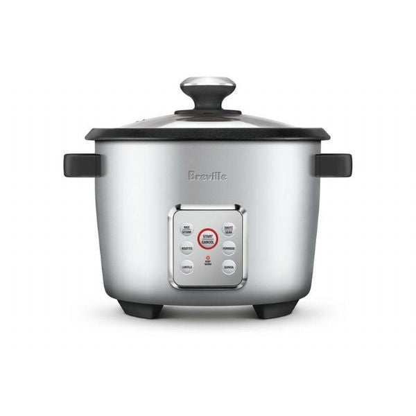 Breville 10 Cup Rice Cooker - Modern Appliances