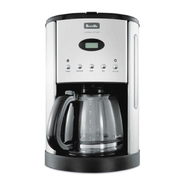 Breville Aroma Style Automatic Coffee Maker - Modern Appliances