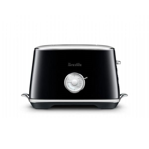 Breville Toaster Select Luxe - Salted Liquorice Black - Modern Appliances