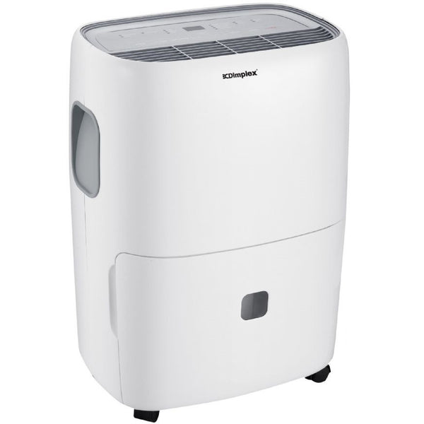 Dimplex 25L Dehumidifier - White Finish - Modern Appliances
