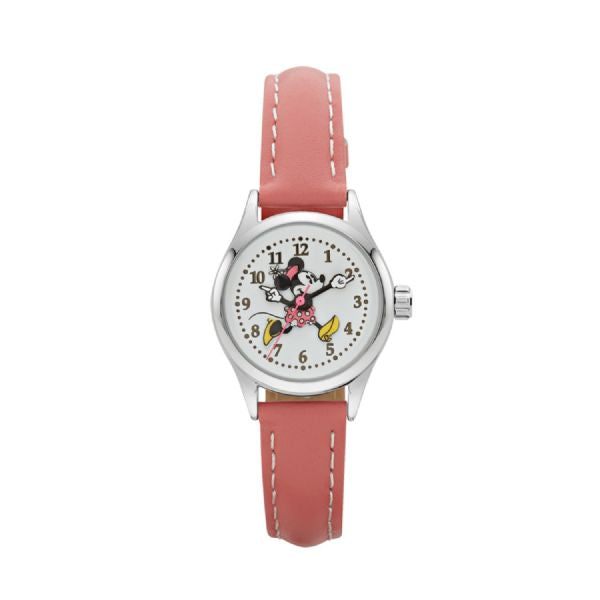 Disney Petite Running Minnie Watch - Pink 25MM - Modern Appliances